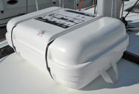 allpa Kunststof houder telescopisch voor ISO 9650-1 180x400x670/870mm