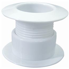 allpa Kunststof huiddoorvoer  opschroefbaar  Ø1-1/4 draad  28-44mm  flensmaat 57mm  binnenmaat 30mm