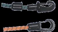 allpa Kunststof karabijnhaak  Ø5-6mm