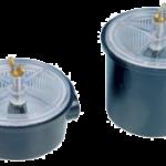 allpa Kunststof koelwaterfilters  1-1/2  H=125-175mm  6650l/h