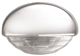 allpa LED-Loopverlichting kunststof inbouw 12V/0 21W 45x32x21mm