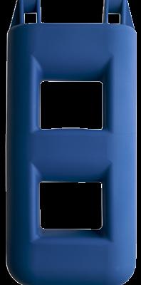 allpa Ladderfender 2-treeds 250x120x550m 3 0kg blauw