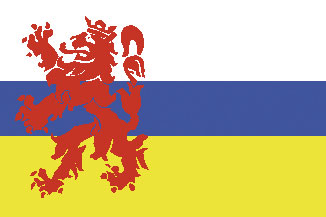 allpa Limburg vlag 20x30cm