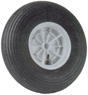 allpa Los wiel (velg & band) voor trolley O0836110