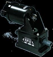 allpa Membraanpomp IDREX S15 12V/10A 18 5l/min zelfaanzuigend tot 2m slangaansluiting Ø20mm