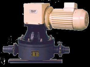 allpa Membraanpomp PVM 0 5 230V/3 2A 70l/min zelfaanzuigend tot 3m slangaansluiting Ø38mm