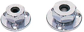 allpa Messing-verchroomde waterdichte kabeldoorvoeren kabel Ø6mm (kartelmoer)