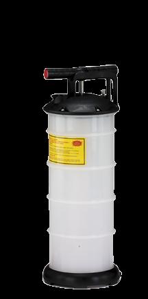 allpa Olie- & Vloeistofafzuigpomp 2l met slang & container (bol)