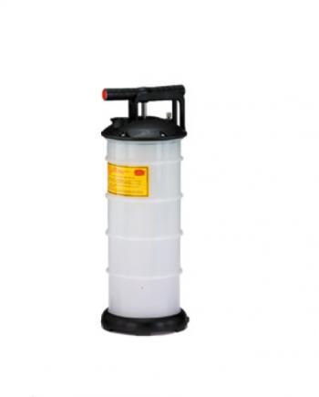 allpa Olie- & Vloeistofafzuigpomp 4.0l met slang & container (cilinder)
