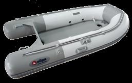 allpa Opblaasboot SENS240 aluminium/PVC bodem