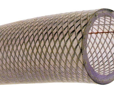 allpa koudwaterslang met gevlochten polyester inlage