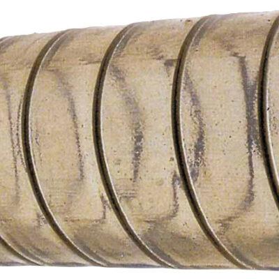 allpa PVC Koudwaterslang  transparant met stalen spiraal  Ø38x46mm  -15ºC tot +65ºC  max. 4bar  20ºC