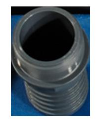 allpa Plastic tule 1-1/4 x 38mm voor vuilwatertank