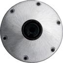 allpa Plug-in aluminium voetplaat  Ø230mm