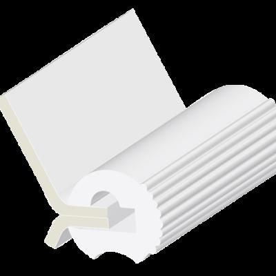allpa PVC Stootlijst L-28