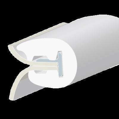 allpa PVC Stootlijst L-35
