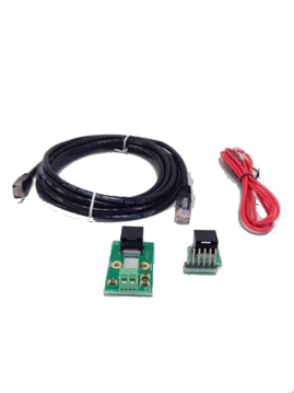 allpa RS-232 Communication kit incl. dashboard-software Windows XP/Vista/7 voor E-xpert Pro