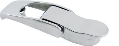 allpa RVS Bakkist-spansluiting  A=82mm  B=25mm  C=15mm