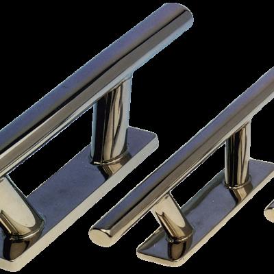 allpa RVS Klamp  boutmontage  120x35x50mm  stok 205mm (hartmaat: 65mm)