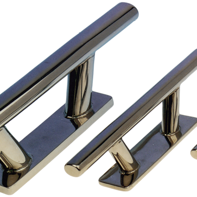 allpa RVS Klamp  boutmontage  170x38x80mm  stok 320mm (hartmaat: 105mm)