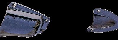 allpa RVS Luchthapper  118x120x45mm