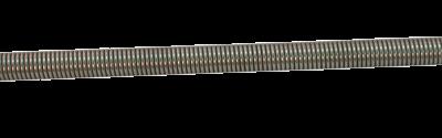 allpa RVS Luikuitzetter met veer  Ø15mm  L=260mm >> 024321