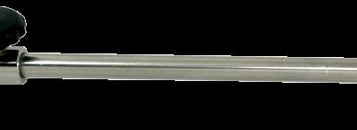 allpa RVS Luikuitzetter  telescopisch  A-min 300mm / A-max 430mm  B=13mm