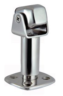 allpa RVS Magnetische deurhouder  houdkracht 3 5kg