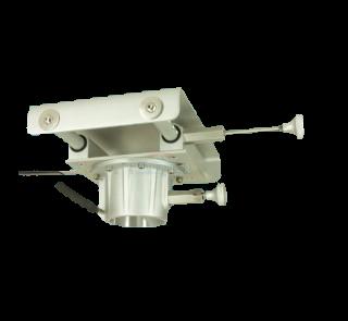 allpa RVS Mainstay losse slede  360º draaibaar met lock