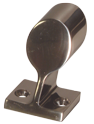 allpa RVS Railingeindstuk 60° Ø22 25mm H=37mm