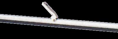 allpa RVS Ruitenwisserarm  L=210-355mm  verstelbaar