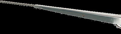allpa RVS Ruitenwisserarm enkel  L=450mm