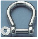 allpa RVS harpsluiting A=Ø8mm B=32mm C=28mm D=16mm (breekkracht 3000kg)