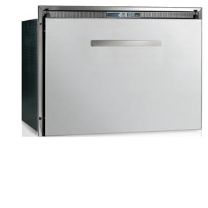 allpa RVS inbouwkoellade Sea Drawer model DW70RFX  75l  12/24V  ext. compressor