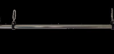 allpa RVS vlaggenstok L=450mm voor montage op railing Ø25mm