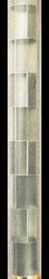 allpa Radarreflector buisvormig met hijsogen L=585mm Ø50mm