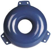 allpa Ringfender Ø330x90mm donkerblauw