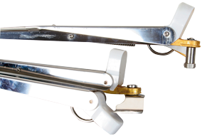 allpa Ruitenwisserarm parallel  verstelbaar L=500-600mm