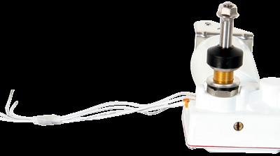 allpa Ruitenwissermotor (ZD1233AA)  2-speed  12V/20W  instelbare wishoek (50-70-90-100º)