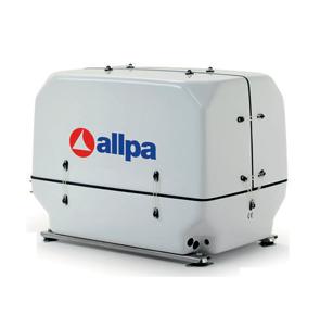 allpa Scheepsdieselgenerator model Paguro 6000  6 0kVA-5 0kW@3000 omw./min