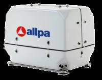 allpa Scheepsdieselgenerator model Paguro 6500 6 5kVA-6 0kW@1500 omw./min