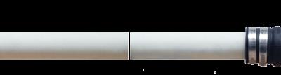 allpa Schroefas-Systeem SET-K1 met Ø30mm schroefas *