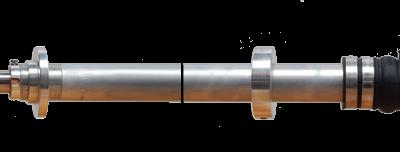allpa Schroefas-Systeem SET-K2 met Ø25mm schroefas *