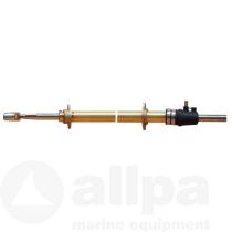 allpa Schroefas-Systeem SET-K3 met Ø30mm schroefas *