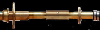 allpa Schroefas-Systeem SET-K4 met Ø35mm schroefas *