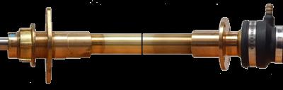 allpa Schroefas-Systeem SET-K5 met Ø35mm schroefas *
