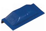 allpa Steigerfender klein  recht  60x250mm  blauw