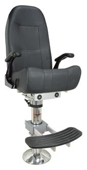 allpa Stuurstoel package model Royal de luxe  zwart