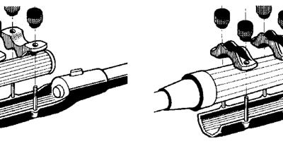 allpa Aluminium Anode voor Ø45mm-as bolvormig