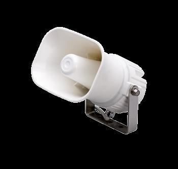allpa Waterdichte (IP67) luidspreker met RVS steun